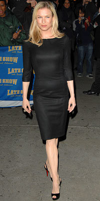 Renee Zellweger in L'Wren Scott