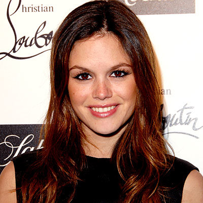 Rachel Bilson, fake eyelashes