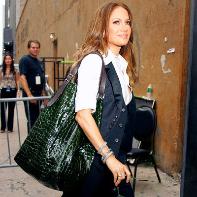 Jennifer Lopez, IT Bags, Jane August