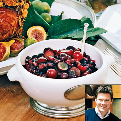 Thanksgiving recipes from three food network stars Tyler florence recipes turkey