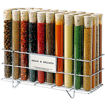 Dean & Deluca, spices, spice rack, hostess gifts, Style 101