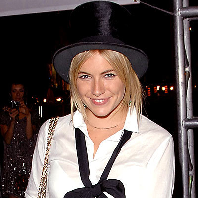 Sienna Miller, Best of 2007