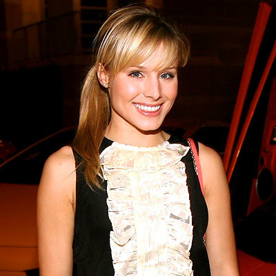 Kristen Bell, Thanksgiving
