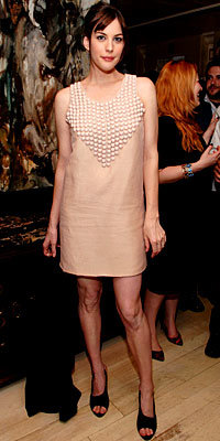 Liv Tyler in Stella McCartney