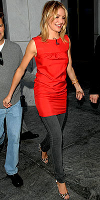 Cameron Diaz in Kelly Bergin, Corpus, and Brian Atwood