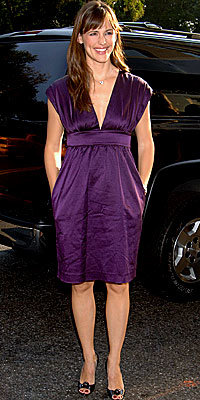 Jennifer Garner in Derek Lam