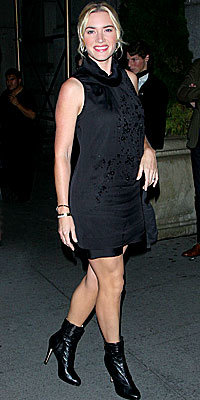 Kate Winslet in Boss Black