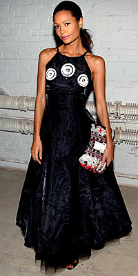 Thandie Newton in Fendi