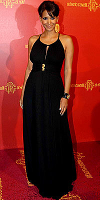 Halle Berry in Roberto Cavalli