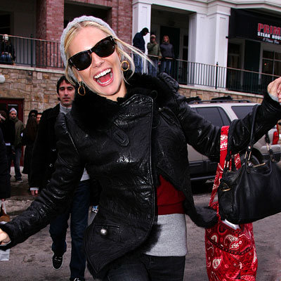 Sundance Film Festival Must-Haves, Sienna Miller's Jacket