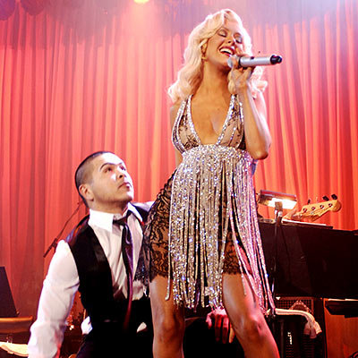 Christina Aguilera, Most Memorable Performances of 2007