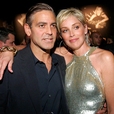 George Clooney, Sharon Stone, Best of 2007