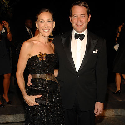 Sarah Jessica Parker, Matthew Broderick, Fashion Week Day Four