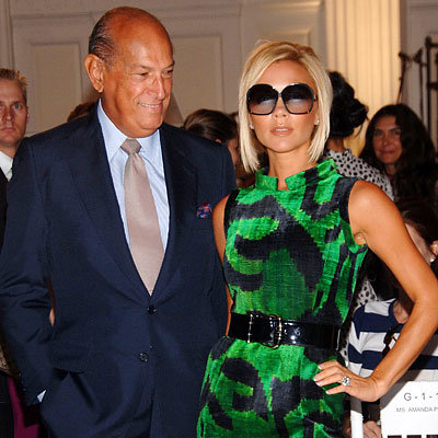 Oscar de la Renta, Victoria Beckham, Fashion Week Day Six