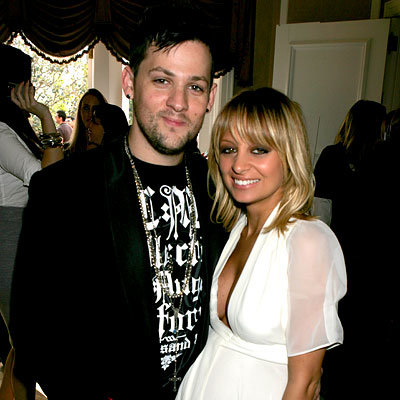 Nicole Richie and Joel Madden's Oz-tastic Shower
