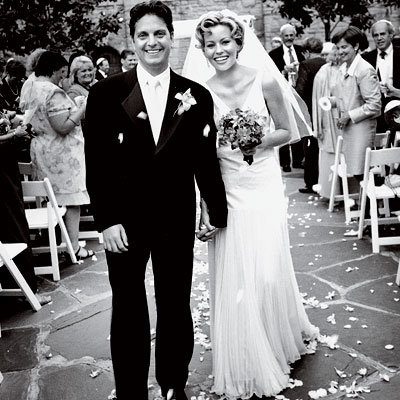 Wedding Day Details: Elizabeth Banks