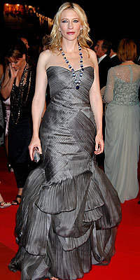 Cate Blanchett in Armani Prive, 2008 Cannes Film Festival, Cannes Best Dressed, Fashion