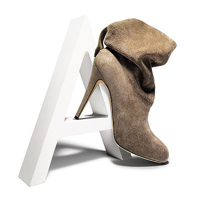 Ankle Boots, Brian Atwood