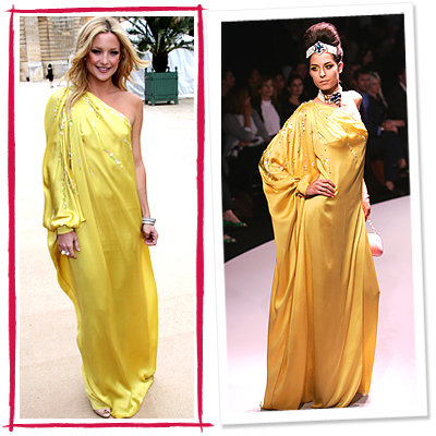 Kate Hudson, Dior by John Galliano, Stars Love... Dior, Star Fashion