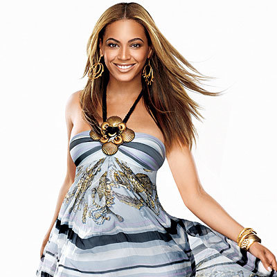 Beyonce - November 2008 InStyle Cover - Celebrity Exclusives