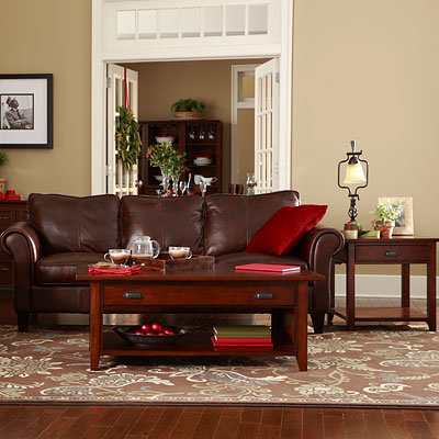 Cherry Road Living Room Sponsored By JCPenney
