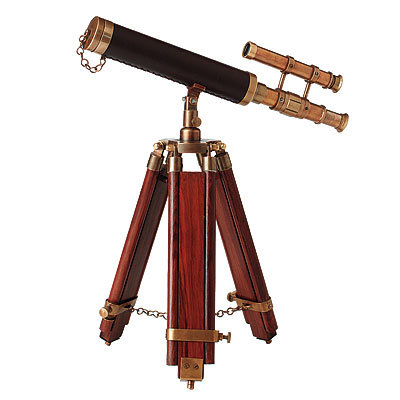 Gift Guide 2008, Gifts for Him, JC Penney Telescope