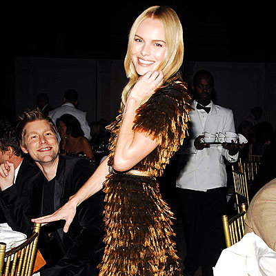 Kate Bosworth, C'Mon, Tell Us! What Makes You Blush?