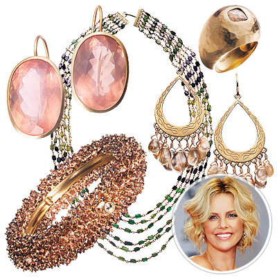 Star Jewelry, Me & Ro, Charlize Theron