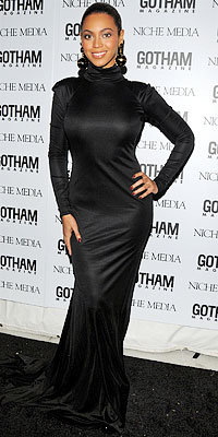 Beyonce, Rock and Republic, The Look, Turtleneck Dresses