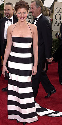 Debra Messing in Ralph Lauren, C'Mon, Tell Us! What's your favorite red carpet look ever?