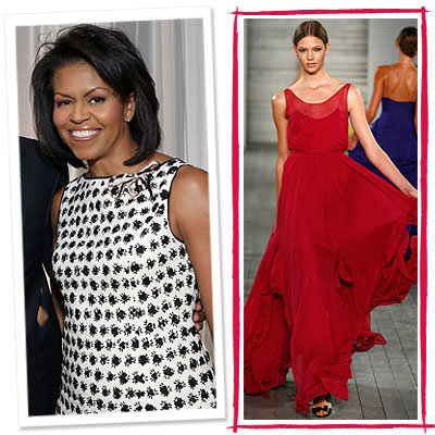 Michelle Obama, Jason Wu