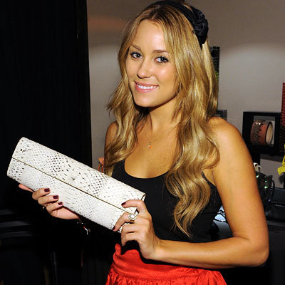 Stars at the Emmy Gift Lounges, Lauren Conrad, 2008 Emmy Awards