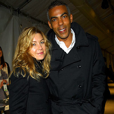 Ellen Pompeo, Chris Ivery, Rock and Republic, Fashion Week Day Two