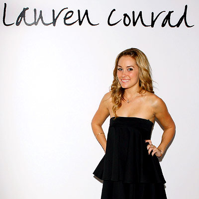 Lauren Conrad, L.A. Fashion Week
