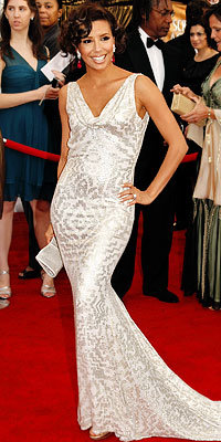 Eva Longoria Parker, SAG Awards, Fashion Trends