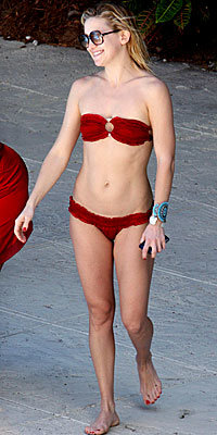 Kate Hudson - Get Bikini Ready - Celebrity Fitness
