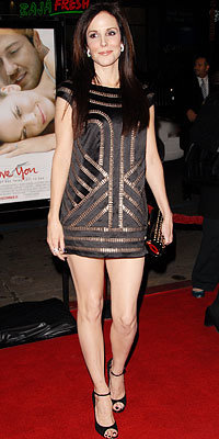 Mary Louise Parker, Golden Globes