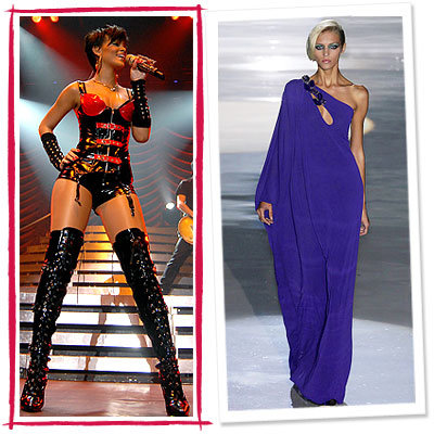 Rihanna, 2009 Grammy Nominees, Gucci