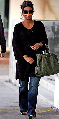 Halle Berry in Juicy Couture