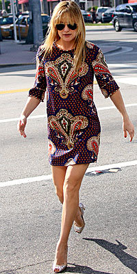 Kate Hudson, 3.1 Phillip Lim, paisley, the look, celebrity trends