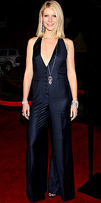 Gwyneth Paltrow, Jumpsuits, Stella McCartney, The Look, star style