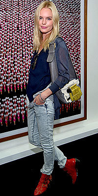 Kate Bosworth, Topshop, Acid-Wash Jeans, The Look, trends