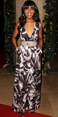 Kerry Washington in Missoni