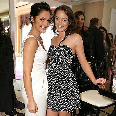 Minka Kelly, Leighton Meester, In Style and the Diamond Information Center host the 7th annual diamond show luncheon, Los Angeles