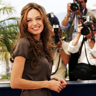 Angelina Jolie, Nominee for Best Female Lead in A Mighty Heart, 2008 Independent Spirit Awards