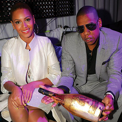 Beyonce and Jay-Z, Armand de Brignac party at VIP Room, 2008 Cannes Film  Festival, Cannes Party Circuit, Fashion