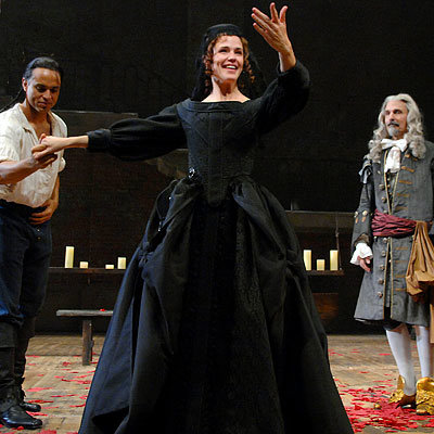 Jennifer Garner in Cyrano de Bergerac, Hollywood Hits Broadway, 2008 Tony Awards