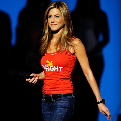 Jennifer Aniston, Stand Up To Cancer