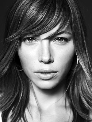 ONEXONE Portrait Studio in the Diesel Lounge, Jessica Biel, Easy Virtue, 2008 Toronto Film Festival