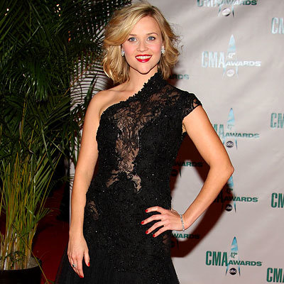 Reese Witherspoon, 2008 CMAs, Country Music Awards, Nashville